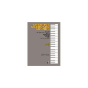 Alfred 00-3329 Creative Keyboard Sounds - Music Book