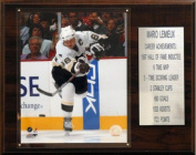 C & I Collectables 1215MARIOST NHL Mario Lemieux Pittsburgh Penguins Career Stat Plaque