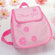 Lillian Rose Flower Girl Backpack, 23cm by 25cm