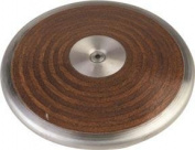Olympia Sports TR210P Official Wooden Discus - 1.0K