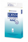 Jobst 114733 Relief 20-30 mmHg Closed Toe Knee Highs Unisex - Size & Colour- Black X-Large