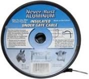 Dare Products Inc 2488/UG00004-BC Black Underground Lead Out Cable 14Guagex50Foot