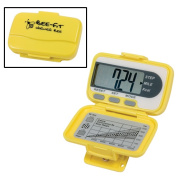 Sport Supply Group 1216769 Bee Fit Worker Bee Pedometer - Fitness Pedometers