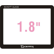 Giottos SP8180 1.8 in. Aegis Professional Glass Optic Screen Protector