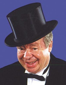 Costumes For All Occasions Ru57003 Top Hat Collapsible Black Adul