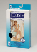 Jobst 122247 Ultrasheer Thigh Highs 20-30 mmHg Firm with Lace Silicone Top Band - Natural Medium