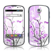 DecalGirl SEPC-TRANQUILITY-PRP for Samsung Epic 4G Skin - Violet Tranquility