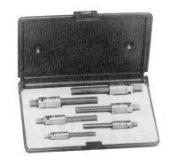 Walton Tools WLT18001 Tap Extractor Set