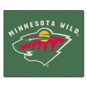 FANMATS 10395 Minnesota Wild Tailgater Mat