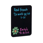 Flipside Products 40065 Black Dry Erase Board