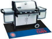 Fanmats 12148 MLB - Chicago Cubs Grill Mat