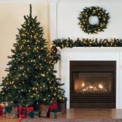 Vickerman A877142 3.5 ft. x 21 in. Prelit Imperial Tree 150MU