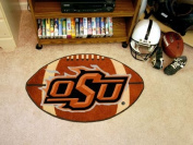 Fanmats 4140 Oklahoma State University Football Rug