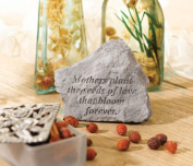 Kay Berry- Inc. 72920 Mothers Plant The Seeds Of Love That Bloom Forever - Memorial - 4.5 Inches x 3.75 Inches