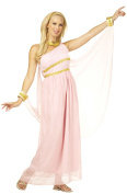 RG Costumes 81367 Small Roman Toga Adult Costume - Pink