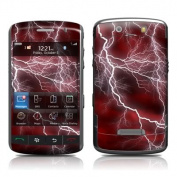 DecalGirl BBS-APOC-RED BlackBerry Storm Skin - Apocalypse Red