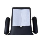 ReliaMed ZZR158SLT ReliaMed Headrest Paper Sheets 30cm x 60cm with slit 1-000 Per Case