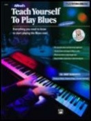 Alfred 00-16885 Teach Yourself to Play Blues at the Keyboard - Music Book