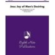 Alfred 81-BQ2183 Jesu Joy of Man s Desiring - Music Book