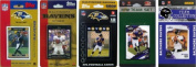 C & I Collectables RAVENS5TS NFL Baltimore Ravens 5 Different Licenced Trading Card Team Sets