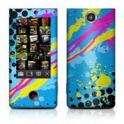 DecalGirl SBLT-ACID Sony Bloggie Touch Skin - Acid