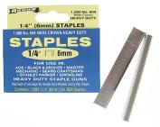 Arrow Fastener Co. .60cm . Wide Crown Heavy Duty Staples 60430