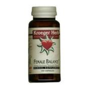 Kroeger Herb 0419994 Female Balance - 100 Capsules