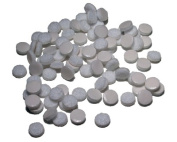 MADICO 23103PC .38 in. Round Feltac - White -Pack of- 6 - 1000 Per Pack