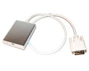 Bytecc DMDP-01 DVI Plus Stereo Plus USB to Mini DisplayPort Coverter