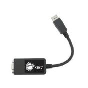 Siig CB-DP0082-S1 DisplayPort to VGA Adapter