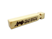 Wooden train whistle - Pack of 96
