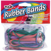 Duncan 440848 Tulip Rubber Bands-100-Pkg