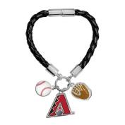 MLB - Arizona Diamondbacks PomPom Bracelet