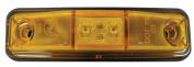 Peterson Mfg. V169KA Amber LED Clearance & Side Marker Light Kit