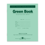 Roaring Spring Paper Products 77508 Recycled Exam Book - 1000 Per Case