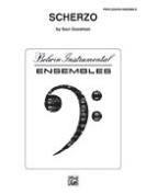 Alfred Publishing 00-88781X Scherzo for Percussion - Music Book