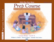 Alfred 00-6493 Basic Piano Prep Course- Universal Edition Lesson Book A - Music Book