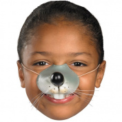 Mouse Nose with Elastic Adult Halloween Accessory