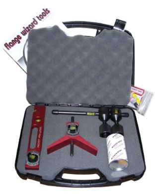 Flange Wizard 496-8905 Pipe Magician Case