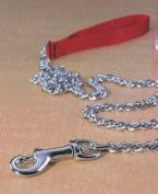 Hamilton Steel Chain Lead W Nylon Hndle Extra Heavy - L4048
