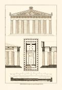 Buy Enlarge 0-587-09072-3P20x30 Parthenon at Athens- Paper Size P20x30