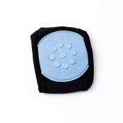 Wee-Knees Design 00012 Tee-Knees Infant Kneepads Baby Blue- Large