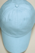 Adams Headwear ACLP101BYBL001 OPTIMUM-SOLID PGMT LP101 BABY BLUE ONE SIZE FITS ALL