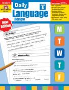 EVAN-MOOR EMC576 DAILY LANGUAGE REVIEW GR. 6