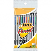 Bic Usa Inc BICMPP101 Bic Mechanical Pencils 0.7Mm 10Pk