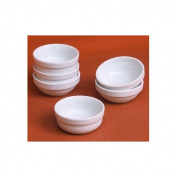 Pillivuyt 460108BL Stackable Sauce Shell - 7.6cm 90ml