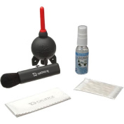Giottos CL1001 Large Cleaning Kit with Small Rocket Blaster