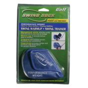Swing Sock 240ml Weighted Golf Warm-Up/Trainer Attaches to Club Head