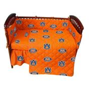 College Covers AUBCS Auburn 5 piece Baby Crib Set