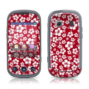 DecalGirl SSEK-ALOHA-RED for Samsung Seek Skin - Aloha Red